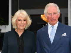 The Prince of Wales and Duchess of Cornwall are to travel to Germany, their first official overseas trip of the pandemic (Victoria Jones/PA)