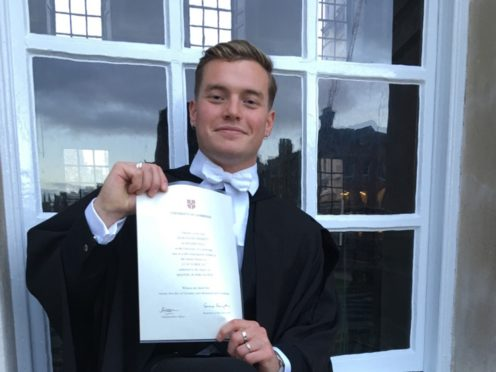 Jack Merritt died following a terrorist attack near to London Bridge in November last year (Metropolitan Police/PA)