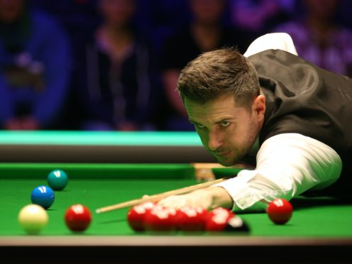 Mark Selby made it through to the second round of the UK Championship (Nigel French/PA)
