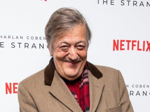 Stephen Fry (PA)