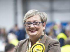The SNP's Joanna Cherry (Lesley Martin/PA)