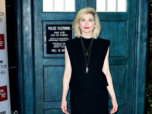Jodie Whittaker was the first woman to play the Doctor (PA)