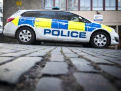 The crash involved a cyclist and a lorry (Jane Barlow/PA)