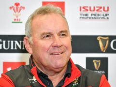Wayne Pivac is excited to see James Botham in action (Ben Birchall/PA)