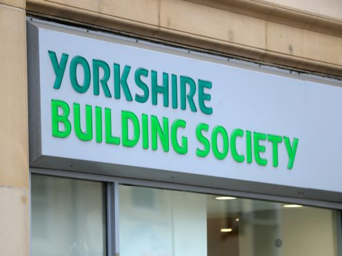 Yorkshire Building Society has launched a new range of 10% deposit mortgages (Mike Egerton/PA)