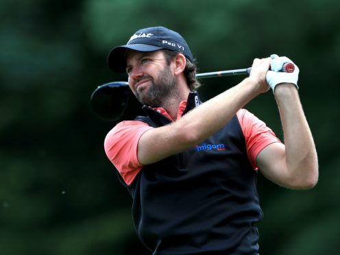 Scotland's Scott Jamieson was a shot off the lead after day one in the Alfred Dunhill Championship (Mike Egerton/PA)