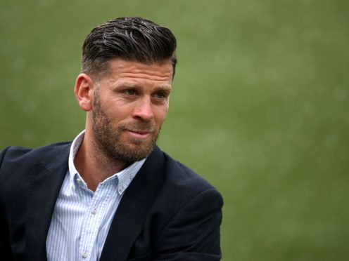 Boreham Wood manager Luke Garrard is looking forward to his side's FA Cup third-round meeting with Millwall (Tim Goode/PA).