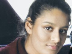 Shamima Begum, the east London schoolgirl who travelled to Syria (PA)