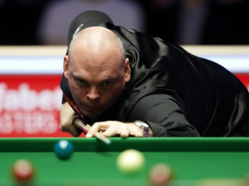 Stuart Bingham is the latest player to compile a maximum break (Steven Paston/PA)