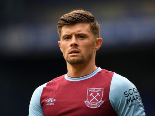 West Ham boss David Moyes believes Aaron Cresswell could earn an England recall if he maintains his recent form (Joe Giddens/PA)