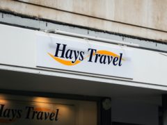 The founder of Hays Travel has died (PA)