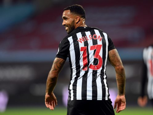 Newcastle's Callum Wilson has hit the ground running at St James' Park (Michael Regan/PA)
