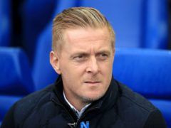 Garry Monk hailed the response from his side (Danny Lawson/PA)