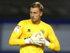 Goalkeeper Joe Lumley could make his debut for Doncaster this weekend (Mike Egerton/PA)