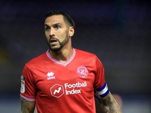 QPR captain Geoff Cameron could return for Bristol City's visit after injury (Mike Egerton/PA)