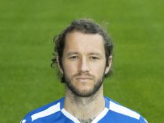 St Johnstone boss Callum Davidson believes there is more to come from Stevie May, pictured. (Graeme Hart/PA)