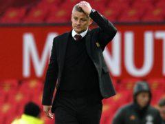 Ole Gunnar Solskjaer is under pressure at Manchester United (Oli Scarff/PA)