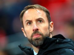 Gareth Southgate's side are unsure where they will be playing (Mike Egerton/PA)