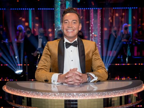 Craig Revel Horwood has revealed his favourite dancer so far (handout/PA)