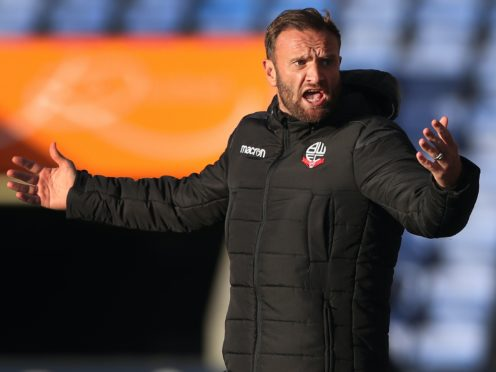 Ian Evatt says his side can do better (Nick Potts/PA)