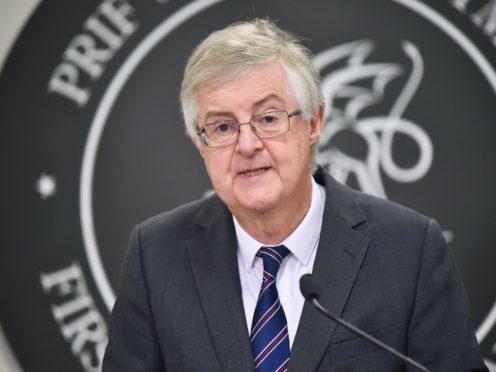 First Minister Mark Drakeford (Ben Birchall/PA)