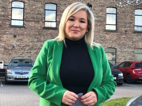 Businesses and officials in Northern Ireland preparing for Brexit urgently need clarity, Stormont's deputy first minister Michelle O'Neill said (Rebecca Black/PA).