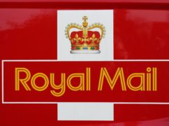 Royal Mail has revealed revenues from parcel deliveries overtook letters for the first time as it hiked its sales outlook thanks to a boom in online shopping during the pandemic (Chris Radburn/PA)