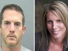 Timothy Brehmer and victim Claire Parry (Dorset Police/PA)