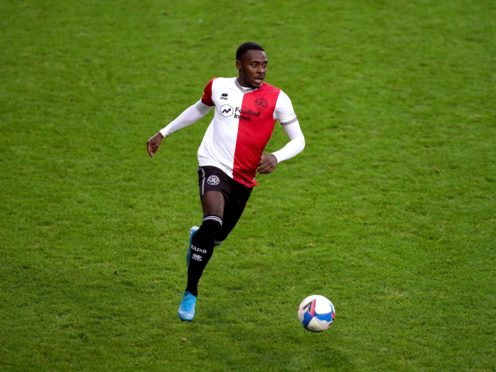 Bright Osayi-Samuel has been carrying a groin problem (John Walton/PA)