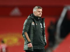 Manchester United manager Ole Gunnar Solskjaer saw his side beaten at Old Trafford again (Shaun Botterill/PA)