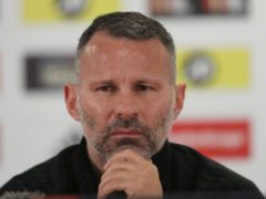 Wales manager Ryan Giggs has been questioned on suspicion of assaulting a woman after police were called to his home (David Davies/PA)