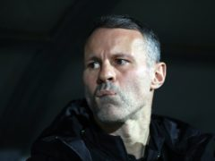 Manager Ryan Giggs will miss Wales' next three games following his arrest on Sunday (Bradley Collyer/PA)
