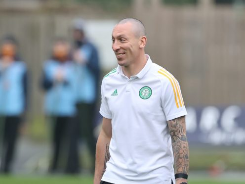 Scott Brown calls for unity at Celtic (Steve Welsh/PA)