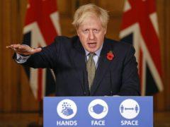 Prime Minister Boris Johnson (Tolga Akmen/PA)