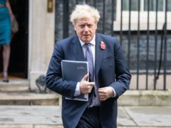 Boris Johnson has made clear he does not support a pay rise for MPs (Dominic Lipinski/PA)
