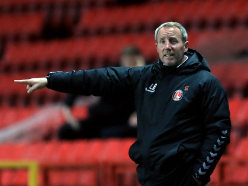 Lee Bowyer praised his players (Adam Davy/PA)