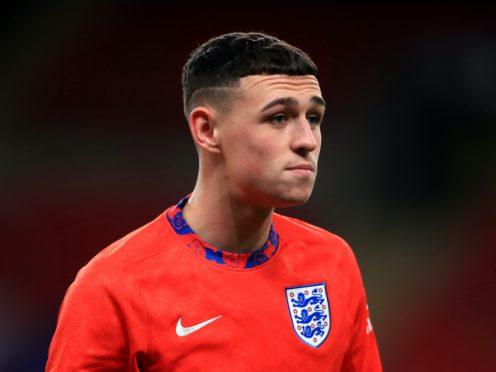 Phil Foden has been welcomed back into the England camp (PA)