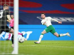 Republic of Ireland midfielder Alan Browne has tested positive for coronavirus (Nick Potts/PA)