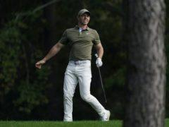 Rory McIlroy enjoyed a fruitful second round (David J. Phillip/AP)