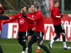 Gareth Bale has taken a full part in Wales training this week (Nick Potts/PA)