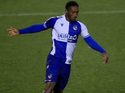 Brandon Hanlan, pictured, could be fit in time for Bristol Rovers' FA Cup clash on Sunday (Mike Egerton/PA)