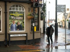 Window displays in Abergele, North Wales, ahead of the launch of the new series of I'm A Celebrity… Get Me Out Of Here! (Jacob King/PA)