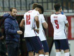 England boss Gareth Southgate has a few injury concerns (Francisco Seco/AP)