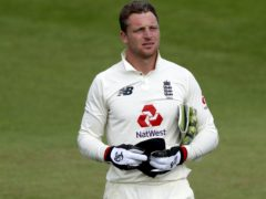 Jos Buttler has stressed the importance of seeking help while on tour if necessary (Alistair Grant/PA)