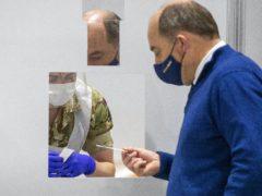 Liverpool is undertaking a mass coronavirus testing pilot (Peter Byrne/PA)