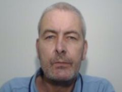 Craig Mossop mowed down Susan Jackson in Bolton (Greater Manchester Police/PA)