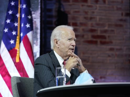 Joe Biden (AP Photo/Andrew Harnik)
