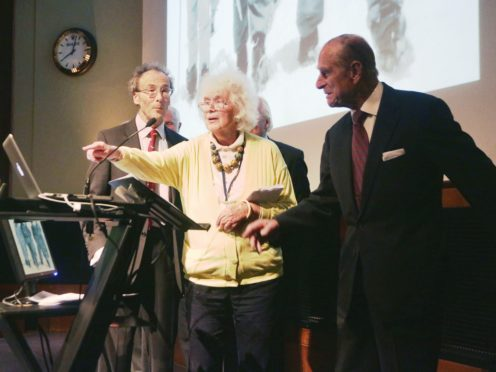 Travel writer, journalist and author Jan Morris has died age 94 (Yui Mok/PA)