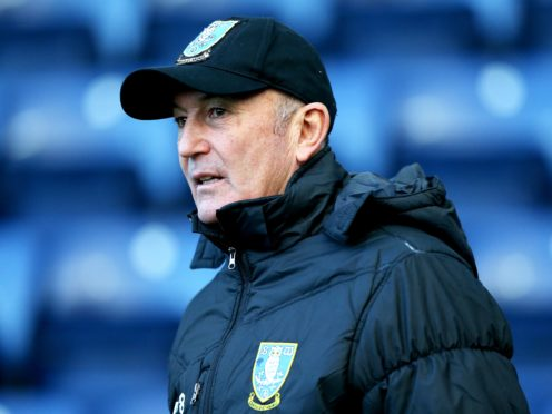Sheffield Wednesday manager Tony Pulis faced old club Stoke (Tim Markland/PA)