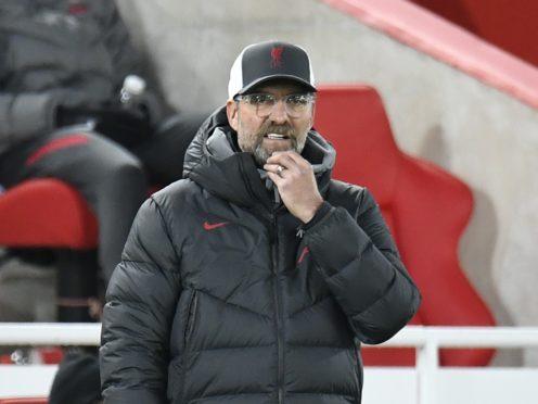Liverpool manager Jurgen Klopp is wary of Atalanta's threat (Peter Powell/PA)